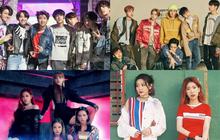 Kpop 2019 sao thế này, ca khúc Perfect Allkill giảm sút hẳn so với 2018?