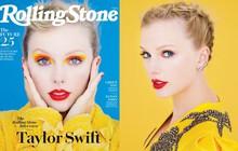 Loạt ảnh chụp tạp chí của Taylor Swift gây bão mạnh: Nhan sắc cực phẩm, thần thái đã chạm mức đỉnh cao
