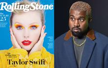 """Nhân dịp phỏng vấn cho album mới, Taylor Swift """"tiện mồm"""" lục lại thị phi năm xưa, thẳng thắn gọi Kanye West là """"kẻ hai mặt"""""""