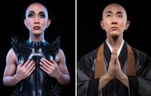 """Cuộc đời """"hai mặt"""" của Kodo Nishimura: Vừa là một bậc thầy trang điểm nổi tiếng, vừa là một tu sĩ thuộc """"giới tính thứ 3"""""""