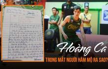 """Bài văn cảm động của một fan nữ và ước mơ được một lần xem tận mắt thần tượng Hoàng """"Ca"""" thi đấu"""