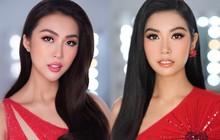 Hoa hậu Hoàn vũ Việt Nam 2019: Tường Linh là em gái sinh đôi của Thúy Vân?