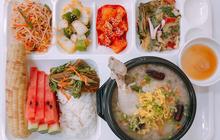 Những mâm cơm canteen hảo hạng ở Hàn Quốc: Vì trẻ em xứng đáng với điều tốt đẹp nhất