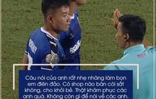 Cầu thủ U23 Việt Nam đề nghị mua còi sắt cho trọng tài V.League sau tình huống bẻ còi hy hữu
