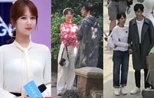 """Vào vai nữ sinh viên, Dương Tử lại bị chê ăn mặc già nua như """"mẹ của nam chính"""" khi sánh đôi với Tiêu Chiến"""