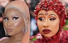 """Hay tin Nicki Minaj trở thành nữ rapper """"cá kiếm"""" nhất năm, Cardi B vội vã """"cà khịa"""" để đòi lại công bằng"""