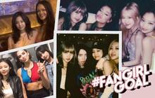 Đời fangirl chỉ cần được như Jennie (BLACKPINK) là mãn nguyện: Thích ai là gặp gỡ, giao lưu được tất tần tật idol ở hậu trường!