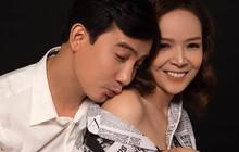"""Hồng Quang """"Hoa hồng trên ngực trái"""" đầy âu yếm, bà xã Diễm Hương khoe vai trần sexy trong bộ ảnh kỷ niệm 5 năm cưới"""