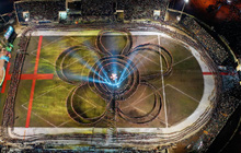 Ảnh: 5.000 người tham gia màn biểu diễn nghệ thuật Xòe Thái tại lễ hội du lịch, văn hóa Mường Lò
