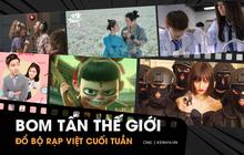 """Cuối tuần xem gì: Duy nhất phim Việt """"Siêu Quậy Có Bầu"""" đối đầu cuộc đổ bộ hàng loạt bom tấn thế giới"""