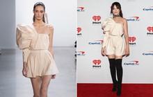Nếu có một điều gì đáng bàn về Camila Cabello ngoài nụ hôn với Shawn Mendes thì, vâng, cô ấy vừa mặc đồ Công Trí đấy!