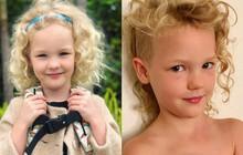 MXH dậy sóng vì clip cạo tóc nửa đầu của con gái tài tử nổi tiếng Hollywood, tiểu mỹ nhân thế hệ mới là đây!