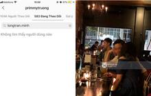 """Vừa bị bắt gặp ở bar, Primmy Trương vội unfollow """"bạn trai"""" CEO: Tình mới chớm nở đã vội tàn?"""
