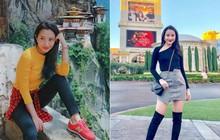 """Khoan bàn đến """"đường tình"""" của Primmy Trương với thiếu gia hay CEO, cái đáng quan tâm hơn là thành tích du lịch """"khủng"""" của cô nàng đây này!"""
