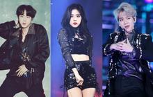 """Từng bị chê nhảy èo uột như tập dưỡng sinh, Jin (BTS), Jisoo (BLACKPINK) và loạt idol khiến antifan """"tự vả"""" vì lột xác bất ngờ"""