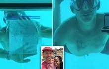 Lặn xuống nước để cầu hôn bạn gái, người đàn ông không may chết đuối khi chưa kịp trao nhẫn cho người yêu