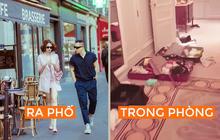 """Room tour """"ngổn ngang"""" của Ngọc Trinh ở khách sạn Paris tiết lộ sự thật về 1 kiểu người chúng ta hay gặp mỗi khi đi khách sạn"""