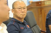 """HLV Park Hang-seo: """"Mạc Hồng Quân sẽ đá tiền đạo cắm, vị trí của Công Phượng rất đáng lo"""""""
