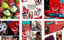 """Thú ăn """"chất chơi"""" mới của giới trẻ Việt: kẹo dưa hấu 30.000 đồng trong siêu thị, ăn xong uống nước đá là chuẩn bài"""