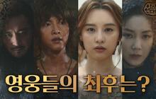 """Arthdal Niên Sử Kí tập cuối bùng nổ, căng thẳng đến nghẹt thở vì IQ vô cực của """"hai"""" Song Joong Ki!"""