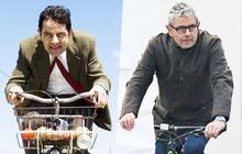 """Nhìn những hình ảnh này khó lòng mà nhận được ra đây là """"biểu tượng văn hóa nước Anh"""" Mr. Bean hài hước ngày nào"""