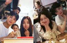 """Có ai như """"mỹ nhân mặt đơ"""" Shin Se Kyung và nam thần Cha Eun Woo, bỗng gây sốt vì đẹp ngỡ ngàng mặc kệ ảnh thiếu sáng"""