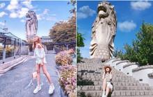 HOT: Bức tượng sư tử biển nổi tiếng trên đảo Sentosa ở Singapore sắp bị dỡ bỏ, dân mạng tiếc nuối tranh cãi dữ dội
