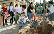 Trái tim xanh giữa lòng Hà Nội: Hành trình trồng cây chung tay bảo vệ môi trường