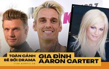 Em dọa giết vợ, anh trai ấu dâm và chị gái cưỡng hiếp, đây là drama sốc nhất Hollywood của gia đình Nick (Backstreet Boys)