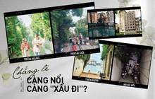 """4 địa điểm """"sống ảo"""" ở Hà Nội lên hình long lanh mà ngoài đời thì… hên xui, 2 nơi cuối còn nguy hiểm đến cả tài sản và tính mạng mà dân tình vẫn đổ xô tới"""
