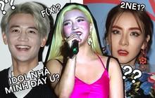 Ai ngờ dàn idol cực phẩm cũng dọa fan chạy mất dép vì mặt trắng bệch: Luna như đóng phim kinh dị, mỹ nam BTS bị hại