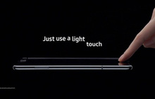 Nâng như nâng trứng: Samsung khuyến cáo đừng chạm quá mạnh vào màn hình Galaxy Fold để tránh làm hỏng máy