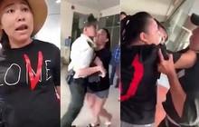 Đề xuất giáng cấp bậc hàm nữ đại úy lăng mạ nhân viên sân bay Tân Sơn Nhất