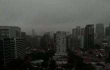 Rừng Amazon cháy lớn, khói phủ đen trời ở thành phố cách cả ngàn kilomet, từ trên quỹ đạo cũng nhìn được khói