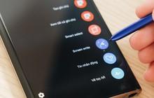 """Trố mắt với loạt tính năng mới của bút S-Pen trên Galaxy Note 10, thử rồi mới thấy """"thần thánh""""!"""
