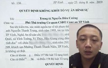 Thông tin mới về vụ bịa đặt chuyện bé gái 6 tuổi bị xâm hại tình dục