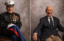 Nhiếp ảnh tôn vinh: Chụp chân dung những cựu chiến binh Thế chiến thứ 2 cuối cùng