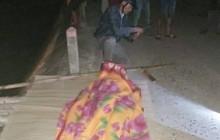 Tai nạn trong đêm: Bố chết, mẹ văng xuống sông, bé 4 tuổi gào khóc nhờ tìm mẹ
