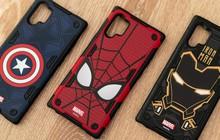 Đánh giá ốp lưng siêu anh hùng Marvel cho Galaxy Note 10+: Thiết kế siêu độc, tặng màn hình khoá xịn không đụng hàng