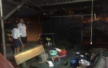 3 thanh niên ném bom xăng vào quán cà phê ở Bình Dương