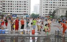 Nước sạch sông Đà bốc mùi lạ: Vẫn chưa rõ nguyên nhân