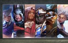 Liên Quân Mobile: Garena tặng miễn phí 10 tướng vĩnh viễn cho game thủ sở hữu Đá Quý