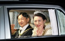 Hoàng hậu Masako xuất hiện rạng rỡ, trở thành trung tâm tiệc chiêu đãi giữa rừng các quan khách và nhiều hoàng gia khác