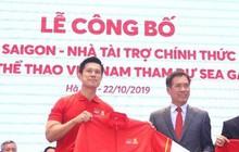 Đoàn thể thao Việt Nam nhận nguồn tài trợ lớn trước thềm SEA Games 30