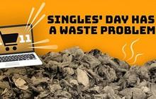 Ngày độc thân: Sự kiện mua sắm lớn nhất thế giới hay ngày hội xả rác thải bao bì?