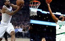 NBA 2019-2020 ngày 12/11: Boston Celtics thắng 8 trận liên tiếp, Toronto Raptors gục ngã trước Los Angeles Clippers sau trận chiến đầy kịch tính