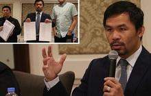Giải đấu bóng rổ của huyền thoại boxing Manny Pacquiao rúng động vì nghi án dàn xếp tỷ số