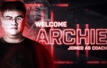 Huyền thoại Archie trở lại làm HLV nhưng không lựa chọn GAM Esports