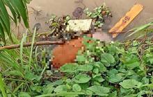 Nam Định: Phát hiện thi thể trôi dạt vào bờ chưa có người thân đến nhận diện