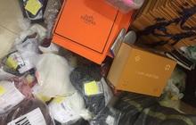 Hà Nội: Đột kích địa điểm kinh doanh thời trang thương hiệu… nghi giả nhãn mác nổi tiếng